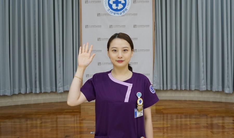 우수상 특수부서간호팀 김채은 간호사.JPG