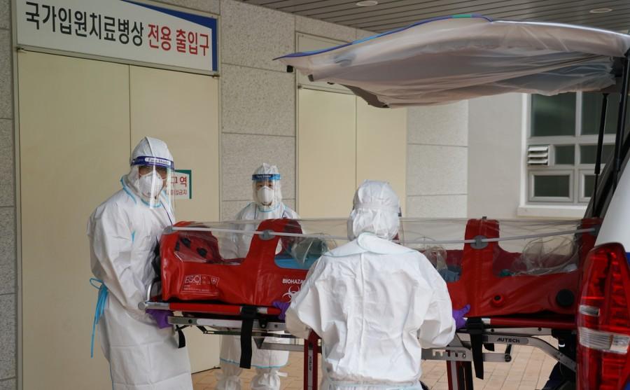 신종 감염병 대응 모의 훈련.JPG