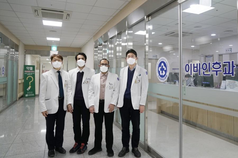 20210406 보건산업진흥원 주관, 중동 의사 전문의 펠로우십 연수 프로그램.JPG