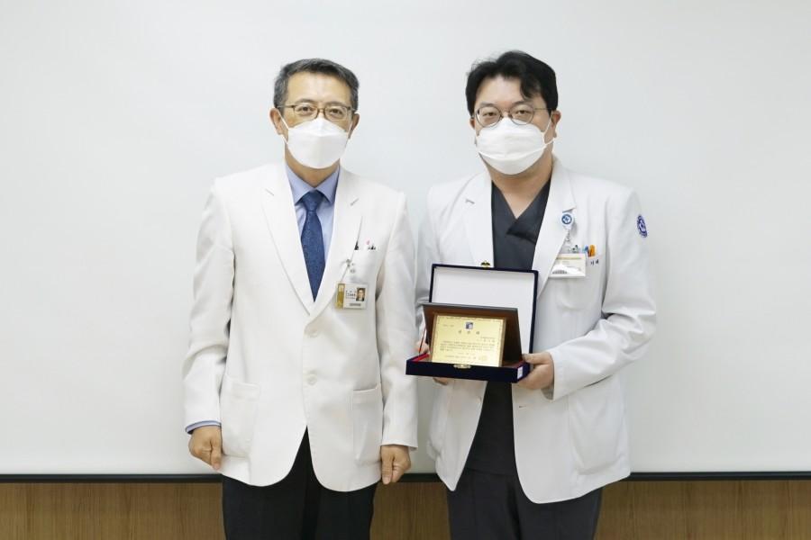 마취통증의학과 정기태 교수.JPG