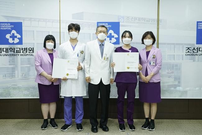20210601 신규 간호사 임명장 수여식1.JPG