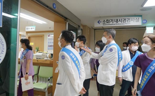 20210630 조선대병원, 환자 안전 위한 '리더십 안전 라운딩' 실시4.JPG